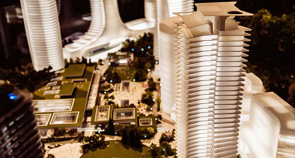3D Druck Architektur